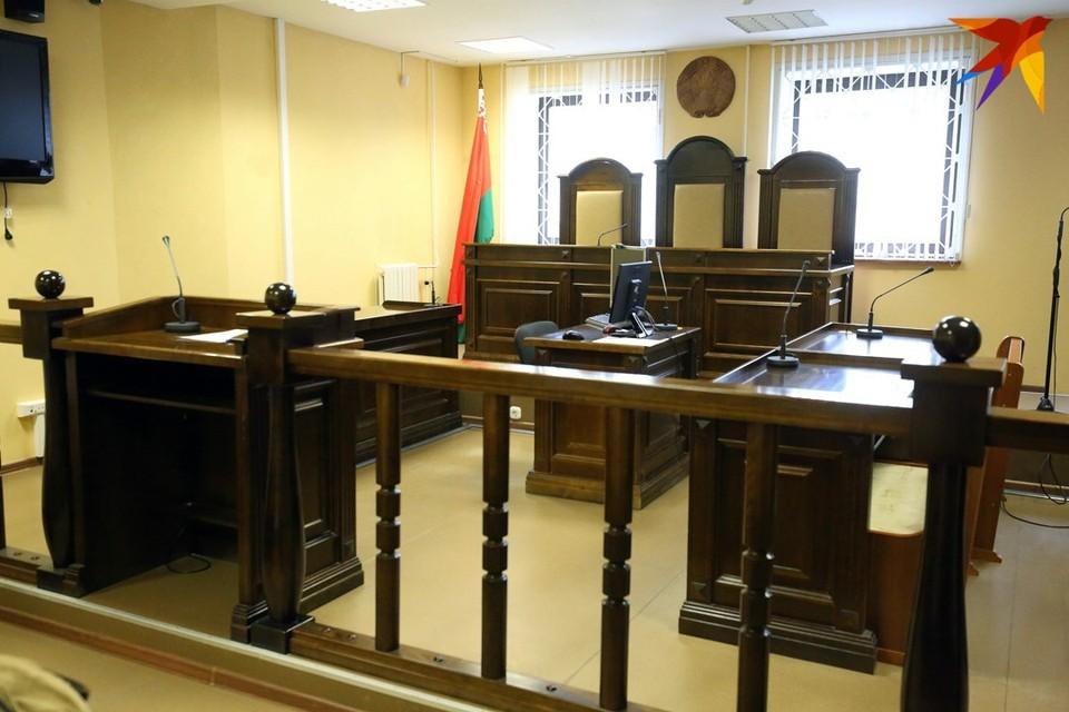 В суде обвиняемый минчанин рассказал, что ему угрожали во время проведения расследования.