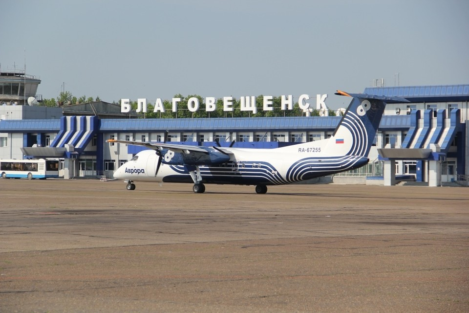 География полетов из Благовещенска на сегодня достаточно обширная. Фото: amurair.ru