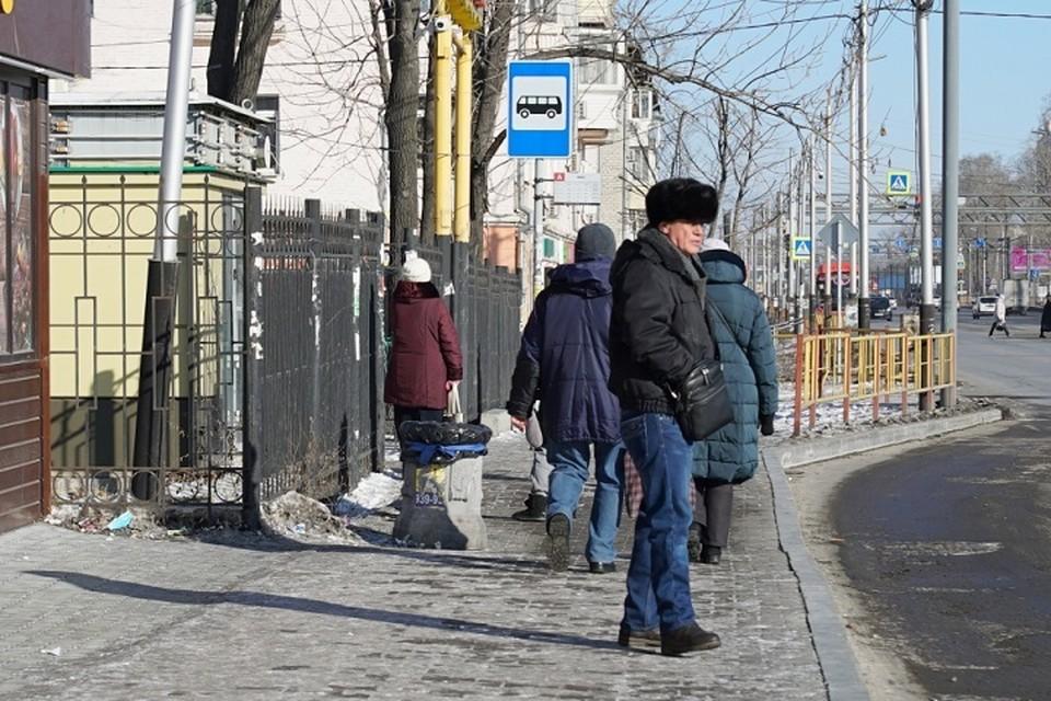 Жители Хабаровского края жалуются на 107 автобус