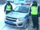 Самарские полицейские помогли беременной женщине не родить в пробке