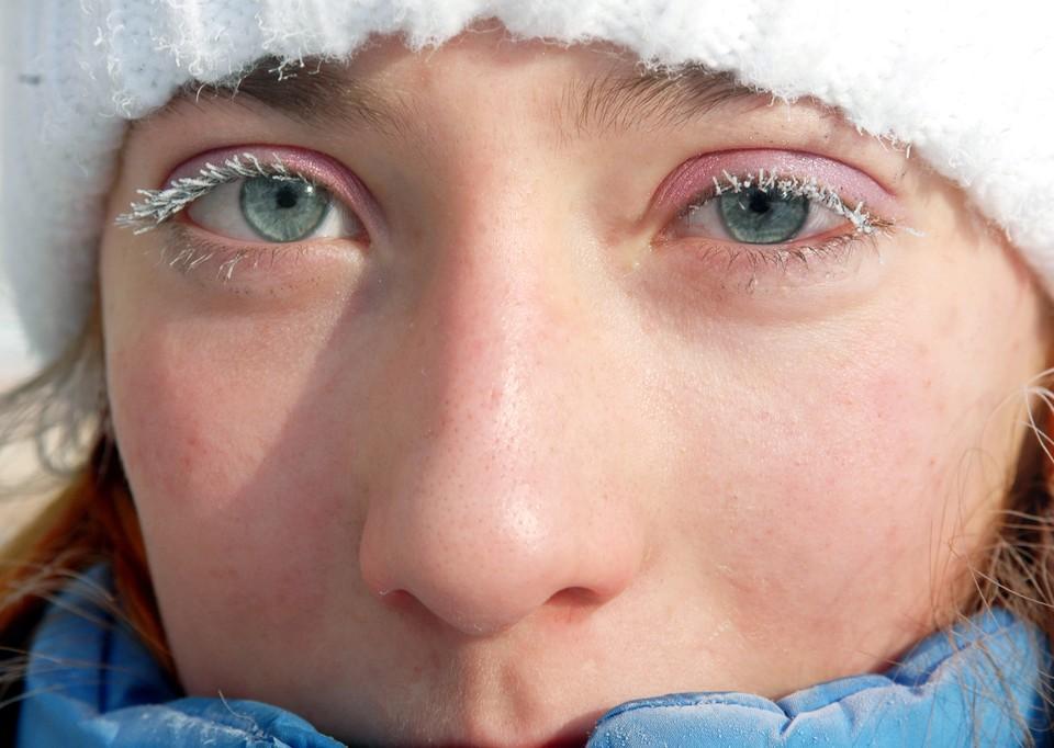 В краевом Минобре не рекомендуют родителям водить детей в школу в сильный мороз.