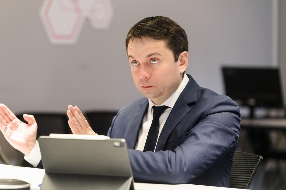 Андрей Чибис сообщил, какие профессии будут востребованы в Арктике. Фото: правительство Мурманской области
