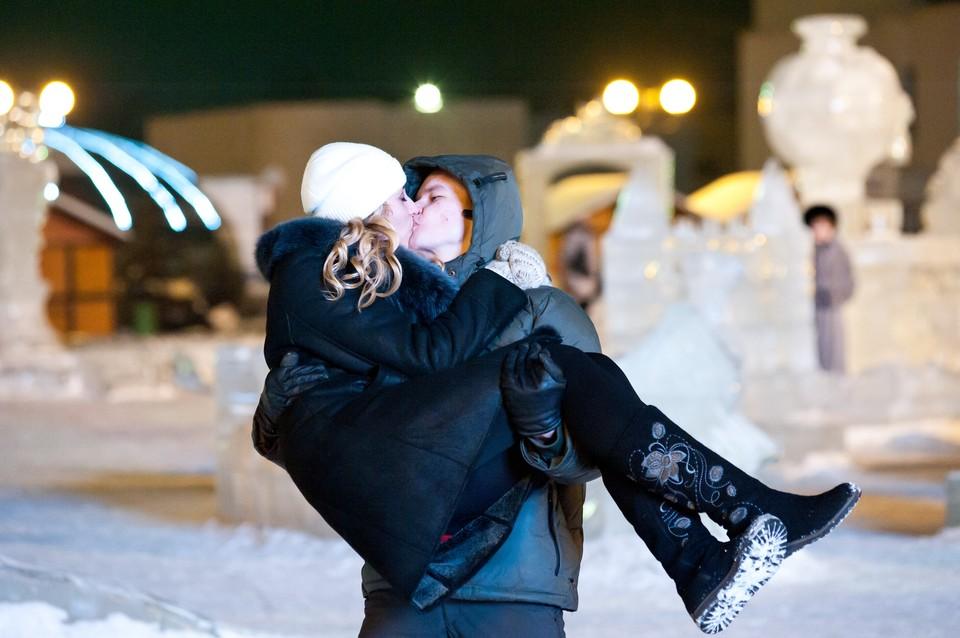 Как удивить свою вторую половинку на 14 февраля в Ижевске?