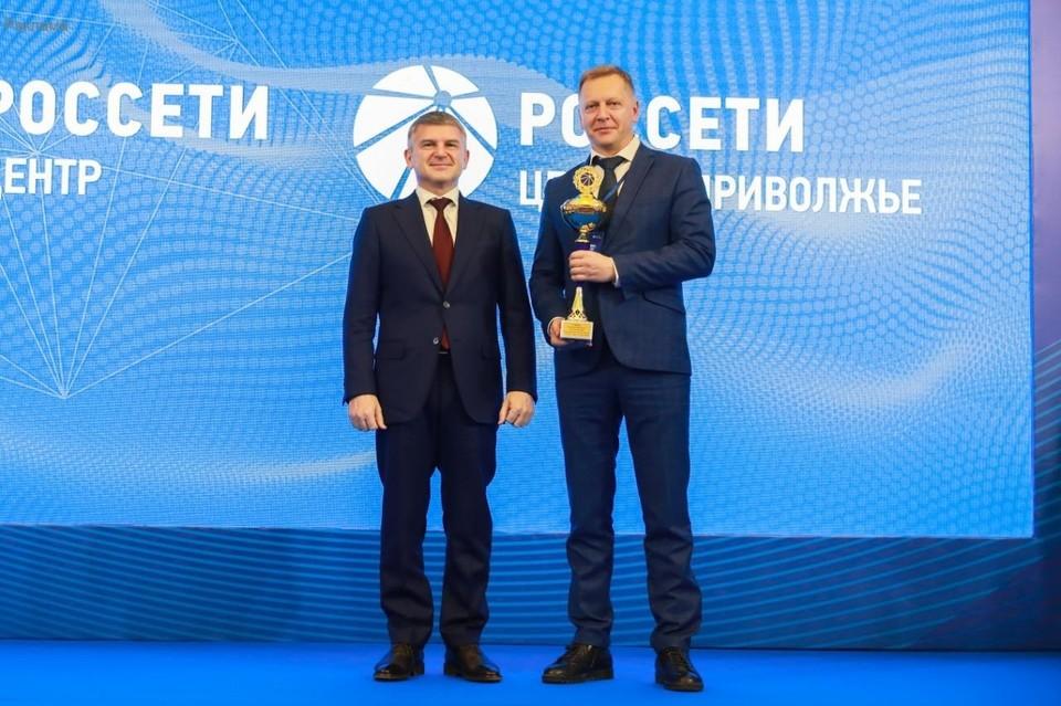 Игорь Маковский и Сергей Демидов.