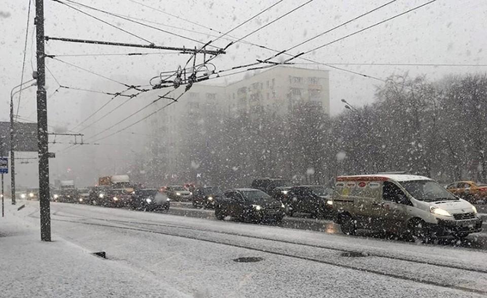 Узнали, сколько продлится снегопад в Нижнем Новгороде.