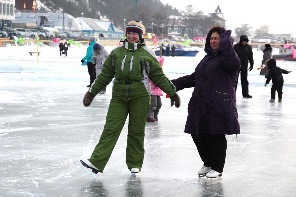 Зимниада 2021: когда пройдут фестивали ледовых скульптур, гонки на квадроциклах и собачьих упряжках.
