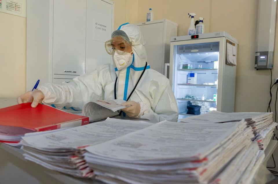 В Кыргызстане отмечается спад заболеваемости ковидом.