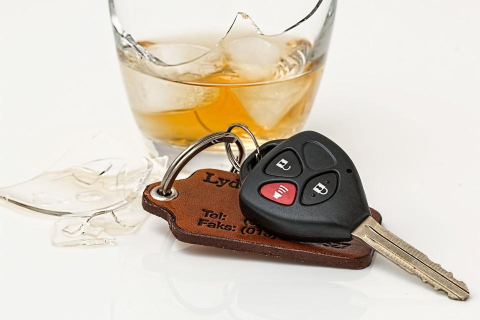 Водители, не садитесь пьяными за руль!