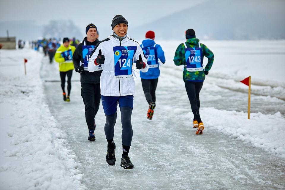Фото: Оргкомитет HONOR Vladivostok Ice Run