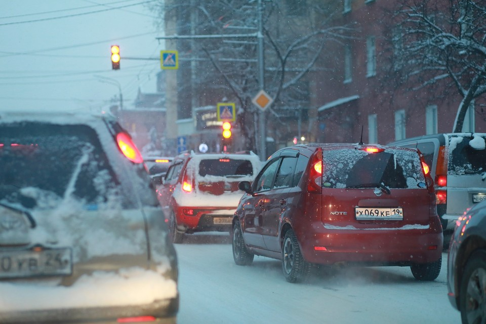 О перекрытии проезда рассказали в администрации Красноярска