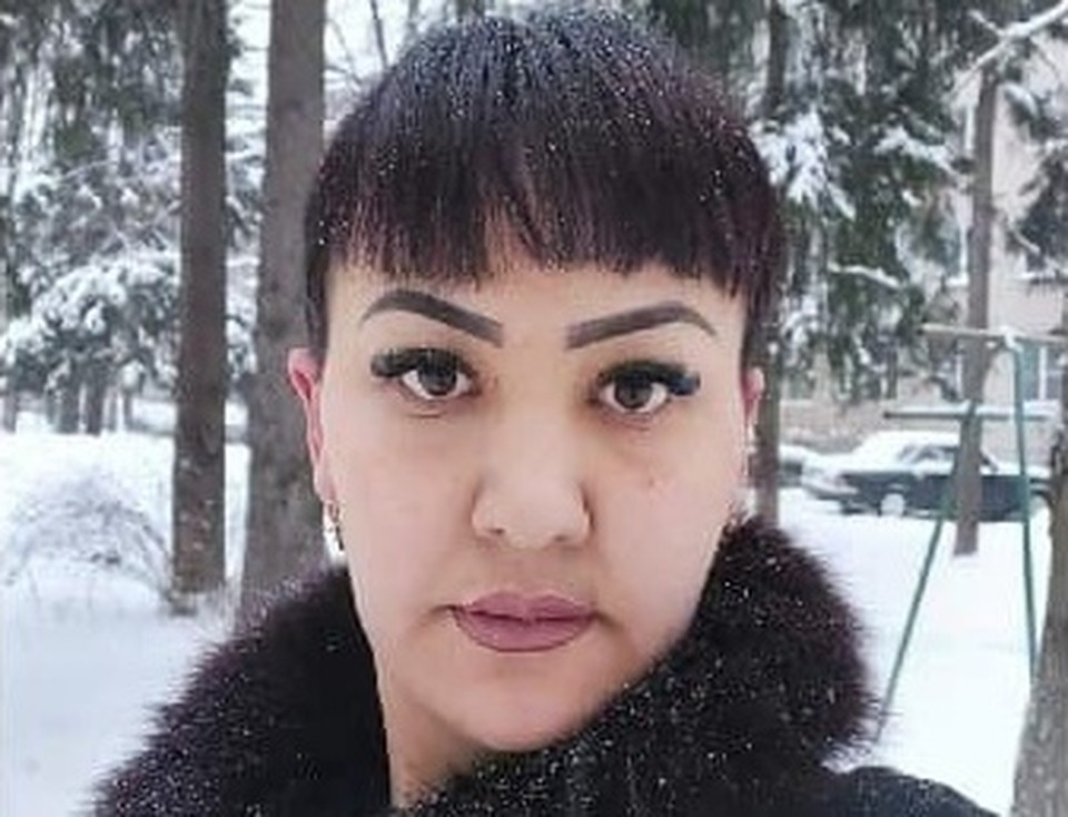 Снимок 30-летней Мадины Аскаровой.