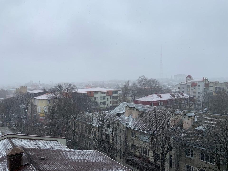 На текущей неделе обильных снегопадов больше не предвидится
