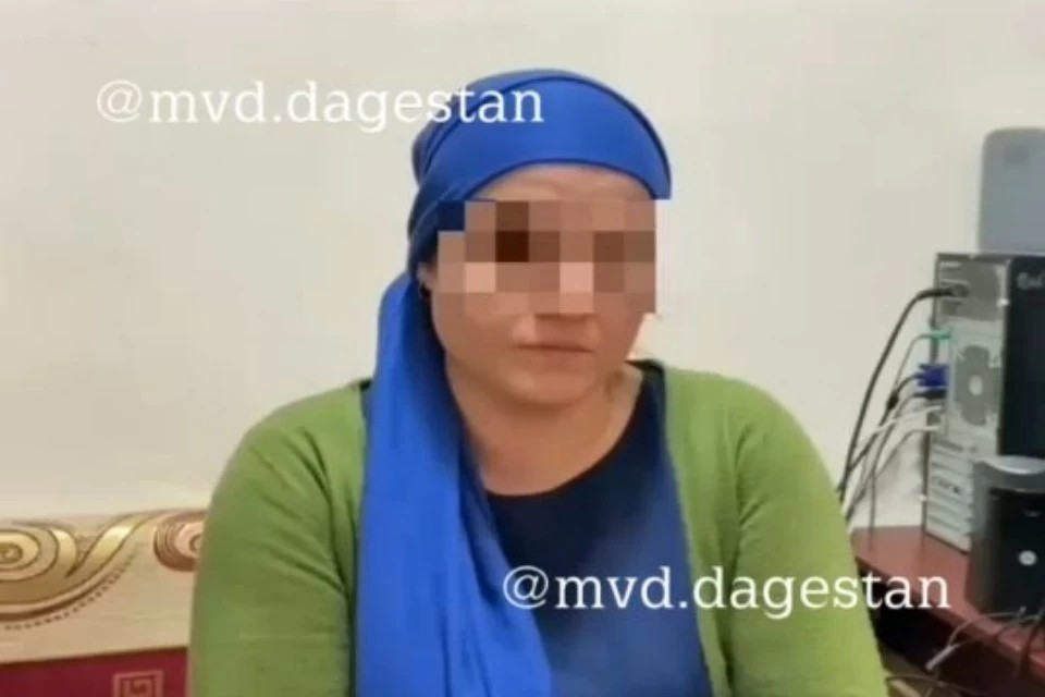 Дауд простил Лауру и не думает о разводе. Фото: МВД Дагестана
