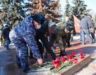 Белгородские росгвардейцы встретились с участником боевых действий в Афганистане Николаем Хорунжим