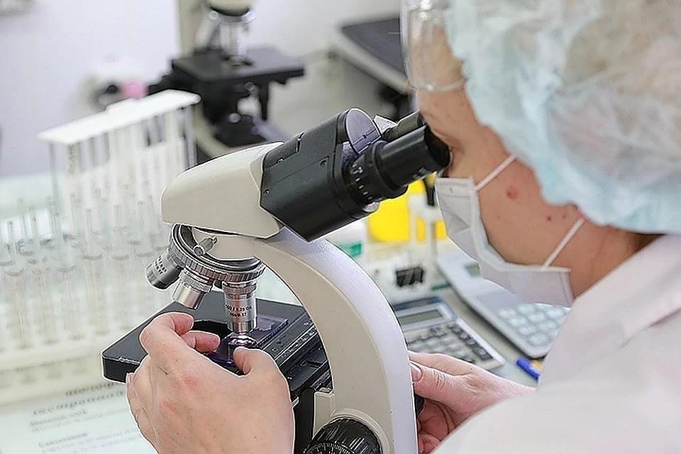 Ученые назвали реальный цвет коронавируса