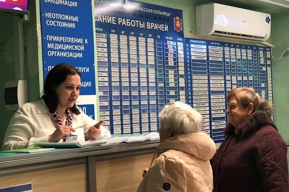 Поликлиники с 1 марта вернутся к диспансеризации