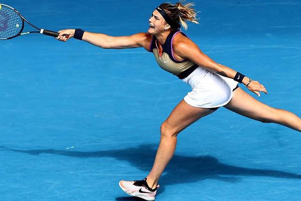 Соболенко побеждает в парном разряде в Мельбурне. Фото: Инстаграм Соболенко