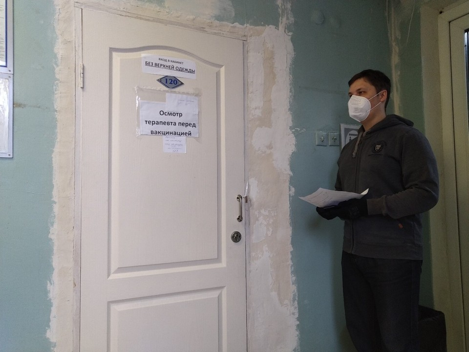 Вакцинация в Орловской области продолжается