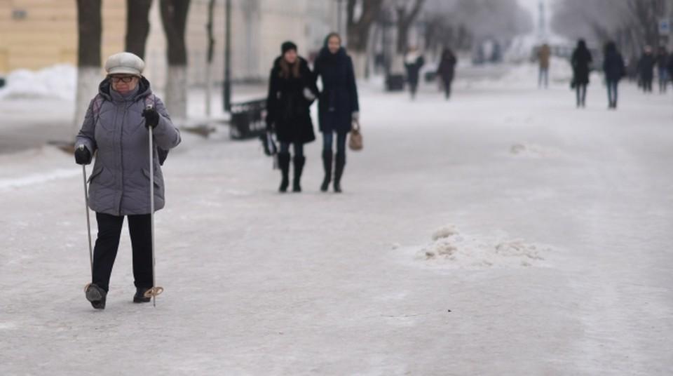 18 февраля ожидается морозная и немного ветряная погода