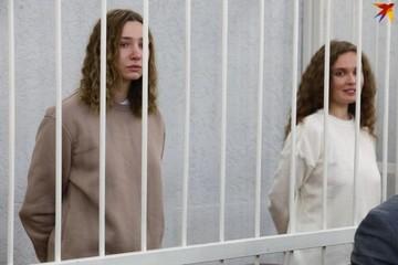 Два года лишения свободы. В Минске вынесли приговор журналисткам «Белсата», которые вели стрим с площади Перемен