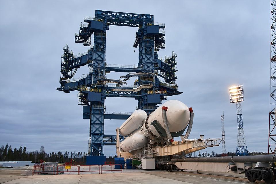 Ракету «Ангара-1.2» могут запустить на орбиту с российским военным спутником
