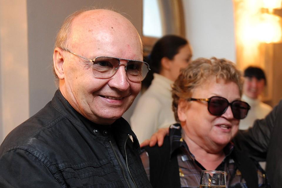 Андрей Мягков скончался на руках у жены Анастасии Вознесенской. Фото ТАСС/ Александр Куров