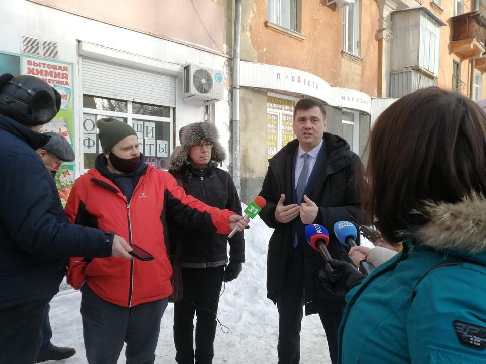 О задержании Олега Извекова стало известно сегодня, 18 февраля. Фото: Наталья Горюнова