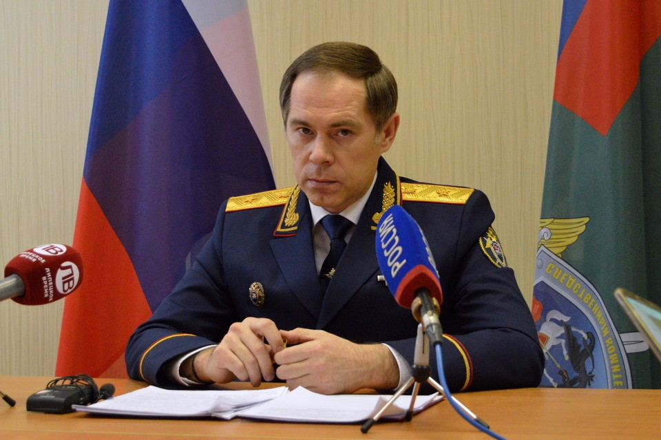Руководитель СКР региона рассказал об итогах расследования