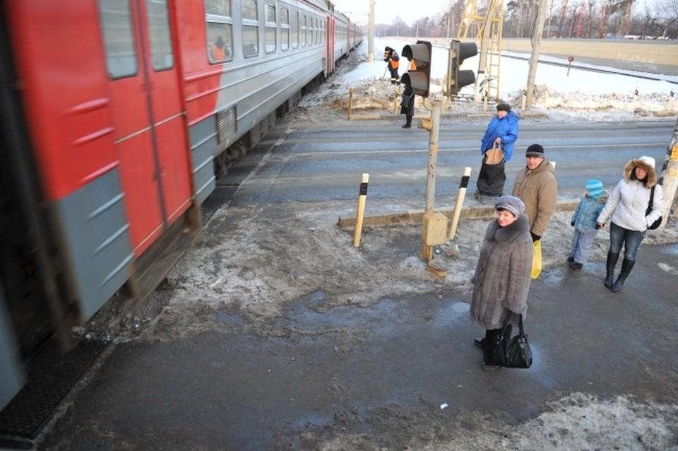 Поезд Владивосток-Уссурийск частично изменит график движения