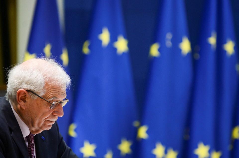 Жозеп Боррель после визита в Россию рекомендовал ввести прости нашей страны новые санкции.