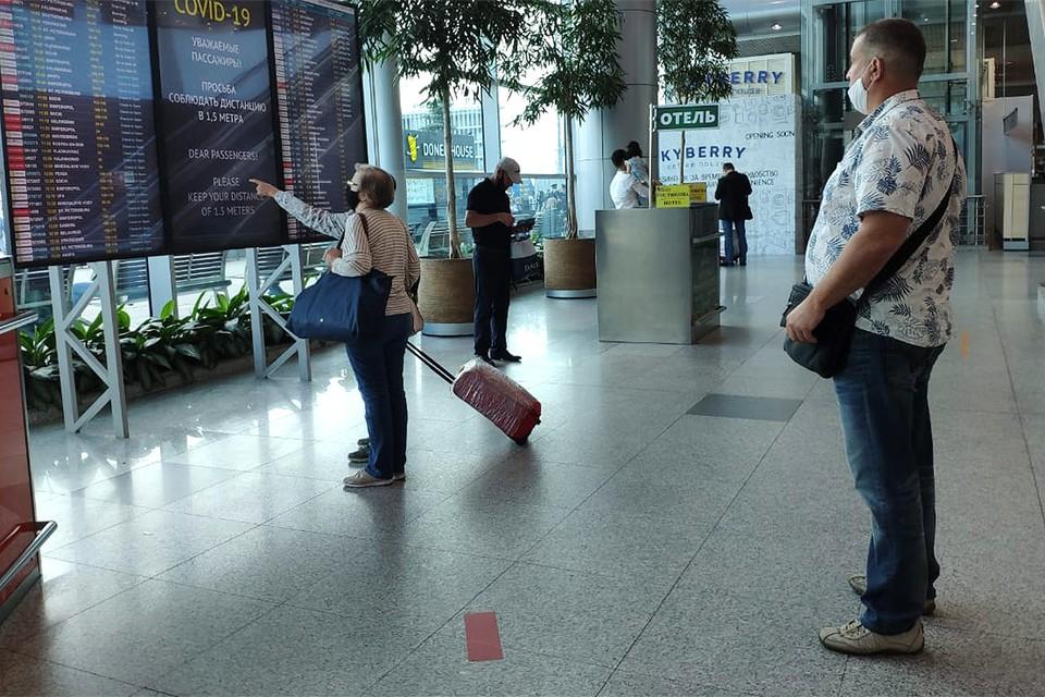Пока ни Оперштаб, ни Росавиация не подтвердили возобновление авиасообщения с египетскими курортами
