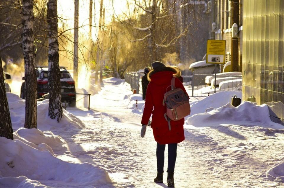 Морозы до -37 градусов придут в Нижегородскую область с 21 февраля