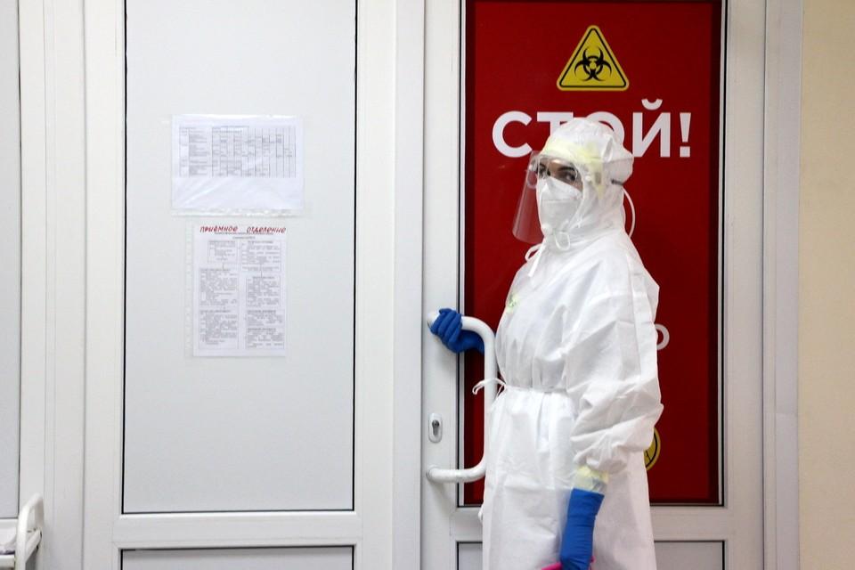 Еще 112 зараженных коронавирусом выявлено в Приморье за последние сутки