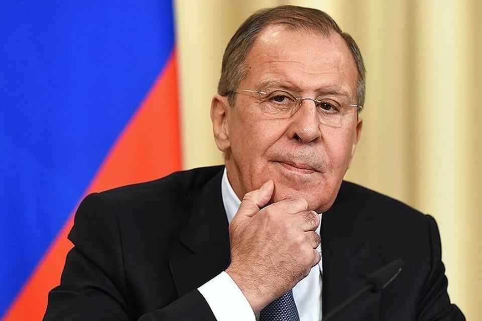 Лавров заявил, что на переговорах в Сочи Путин и Лукашенко согласуют темп интеграции стран. Фото: Коммерсантъ.