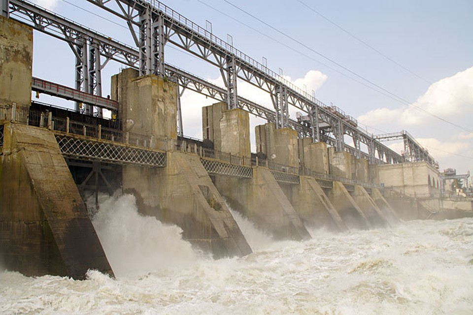 Вода в Днестре может исчезнуть.