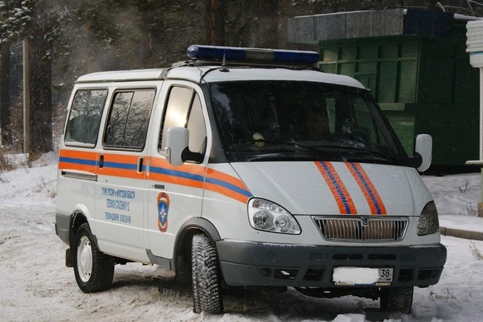 Видео взрыва в бойлерной Кудинской школы Иркутского района появилось