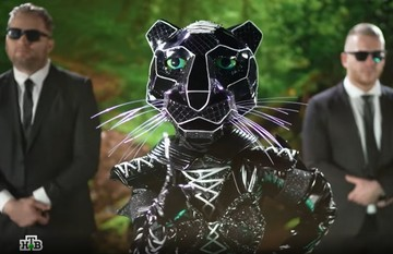Как прошел второй выпуск шоу «Маска-2»: Киркоров сорвал маску с Черной Пантеры