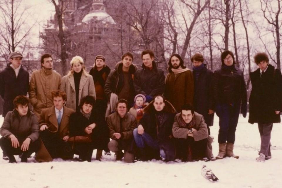 Ленинградский рок-клуб подарил стране множество талантливых музыкантов. Фото: https://www.joannastingray.com/