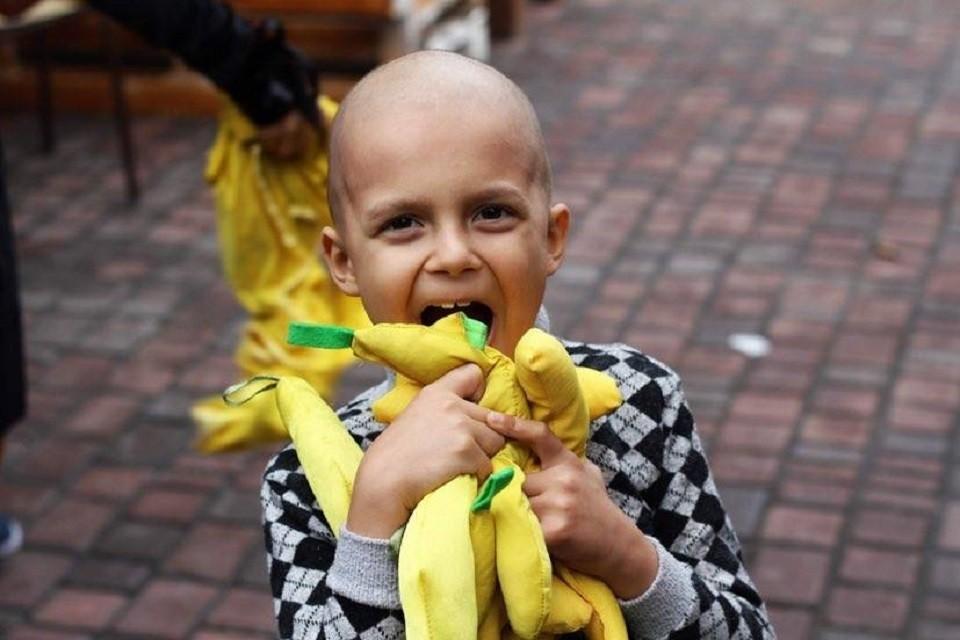 Ярослав пять лет сражается с онкологией пять лет.