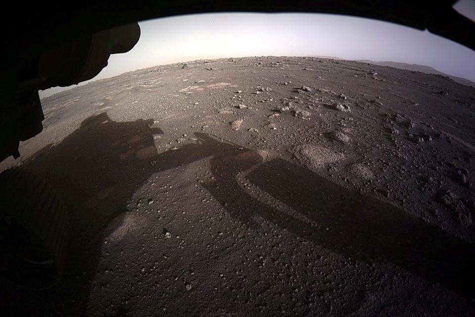 Perseverance прислал на Землю запись звуков с Марса