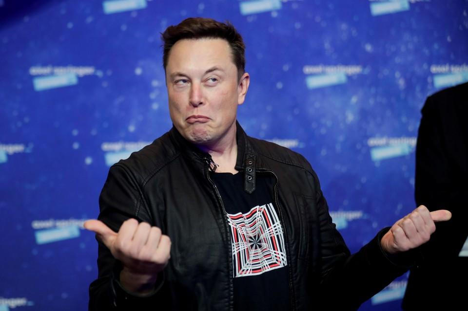 Основатель корпораций Tesla и SpaceX Илон Маск
