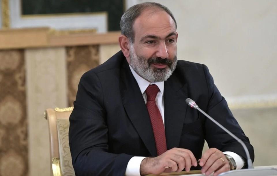 В Ереване требуют отставку Пашиняна.