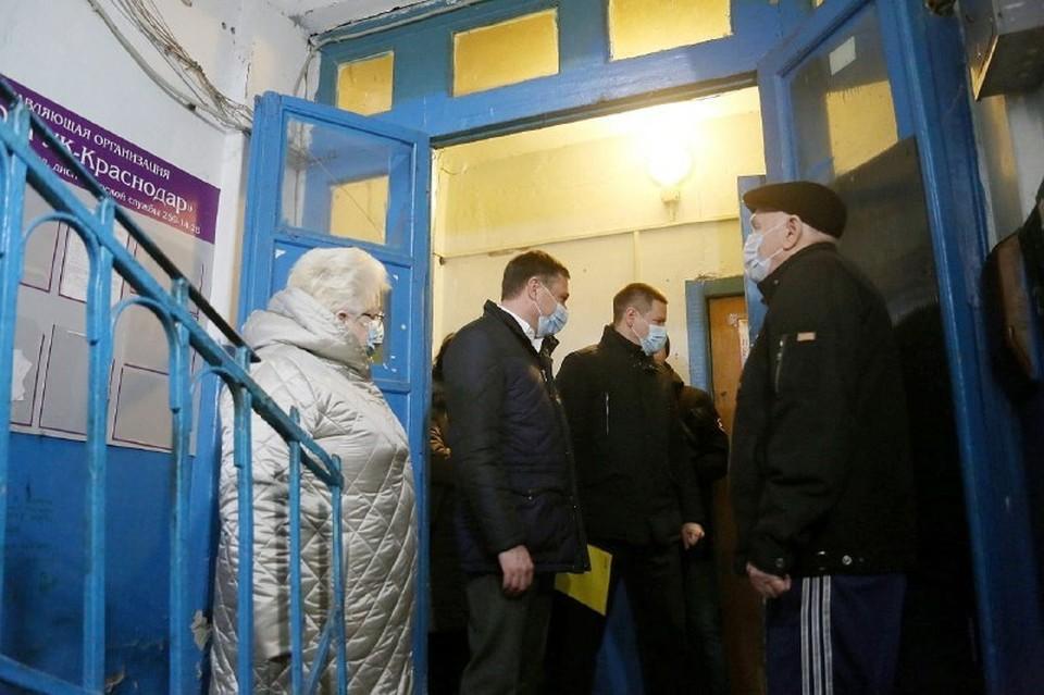 Фото пресс-службы администрации Краснодара