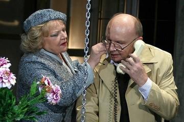 Андрей Мягков не был «героем романа» Барбары Брыльской, но во МХАТе в него были влюблены многие