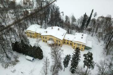 В этом доме большом раньше госпиталь был: какова дальнейшая судьба легендарной усадьбы «Виноградово»