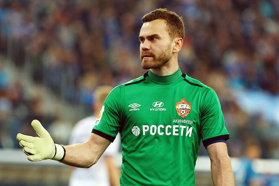 Без Акинфеева, но с Промесом: В пятницу после зимней паузы возобновляется чемпионат России по футболу.