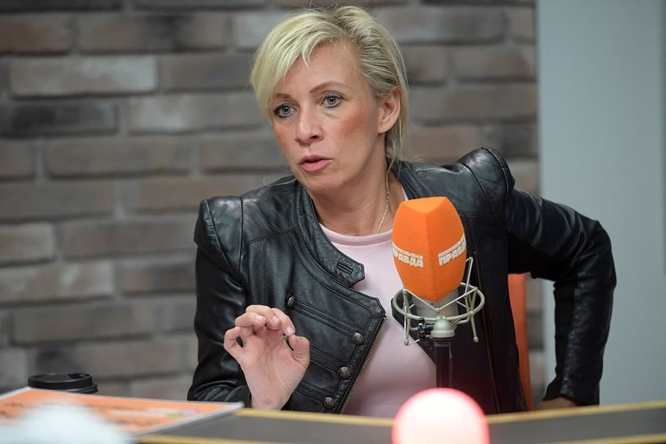 Мария Захарова уточнила, что путь на дрезине - обязательная часть пути при выезде из КНДР из-за ограничений по коронавирусу