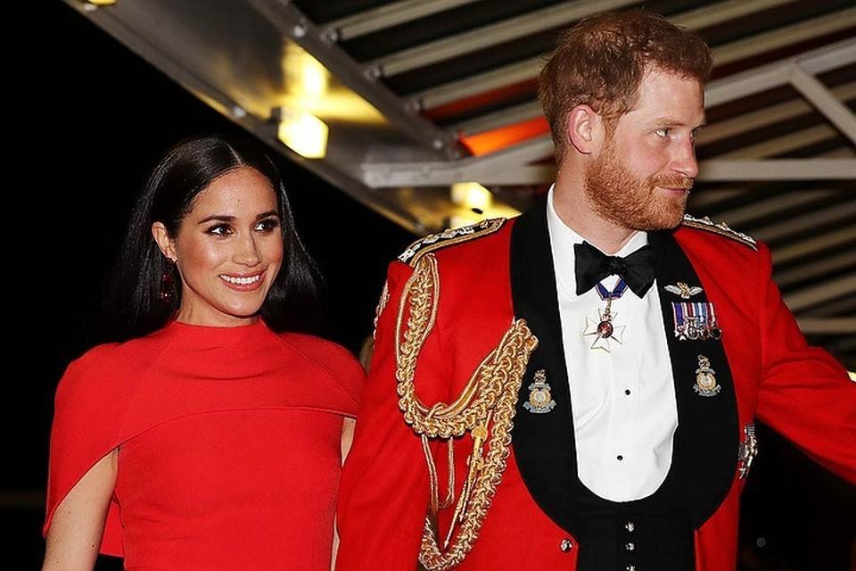 Основной причиной отъезда принц Гарри назвал травлю со стороны желтой прессы