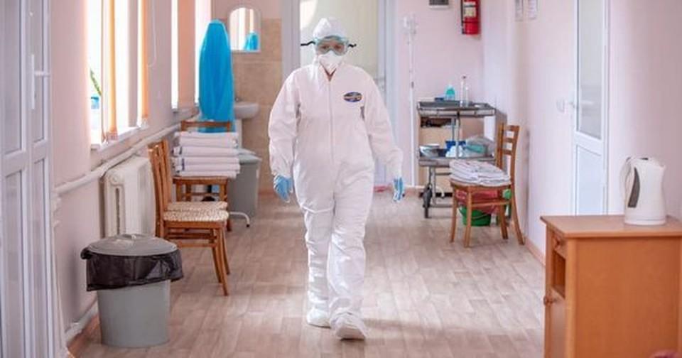 В детскую инфекционную больницу Кишинева поступают от 10 до 20 пациентов в день. Фото: соцсети