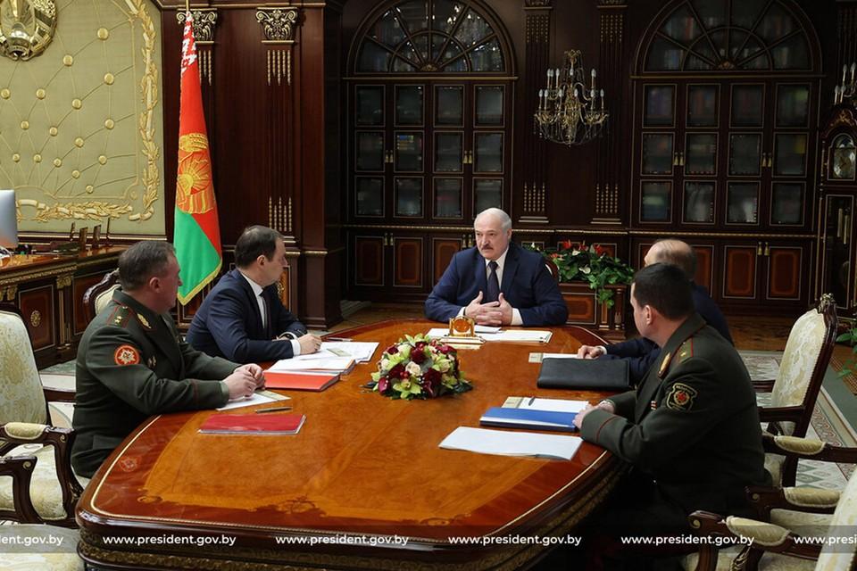 Лукашенко рассказал, о чем говорил с Путиным в Сочи. Фото: president.gov.by